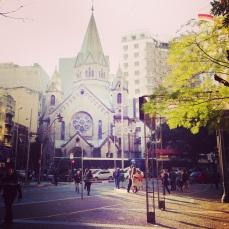 San Bento church