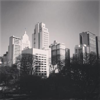 buildings of Sao Paulo