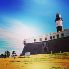 Fort Santo Antônio da Barra