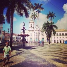 historical center Pelourinho
