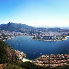 view from the Pao de Açucar