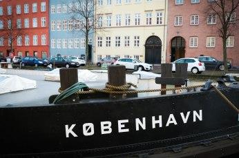 maritime atmosphere on Christianhavn
