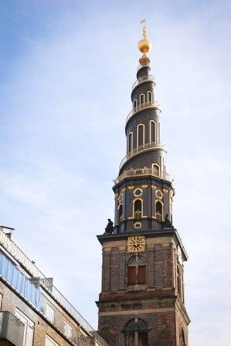 famous church, Vor Frelsers Krike