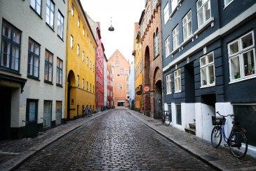 narrow street, Magstraede