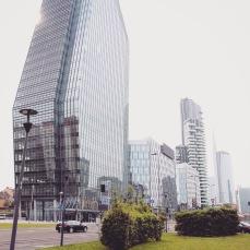 Porta Nuova - modern district