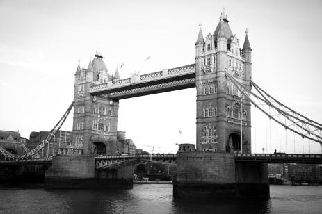 Tower Bridge & River Thames