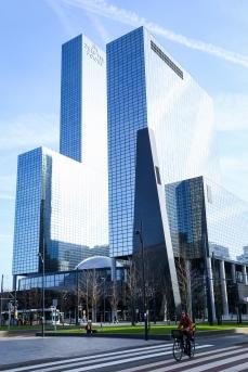 Gebouw Delftse Poort skyscrapers