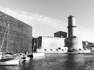 MuCem and Fort Saint-Jean