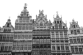 Grote Markt in the historic city centre